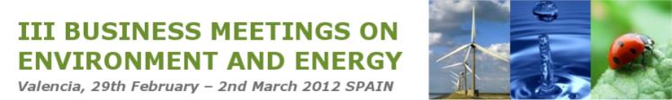 Encuentro empresarial sobre energia y medio ambiente