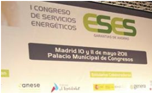 I Congreso de Servicios Energéticos