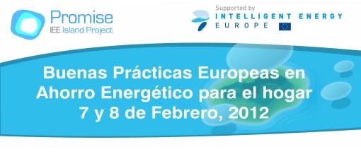 Buenas Prácticas Europeas en Ahorro Energético