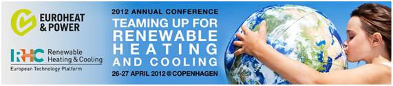 Conferencia Copenhagen Abril 2012