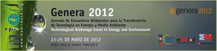 Genera 2012