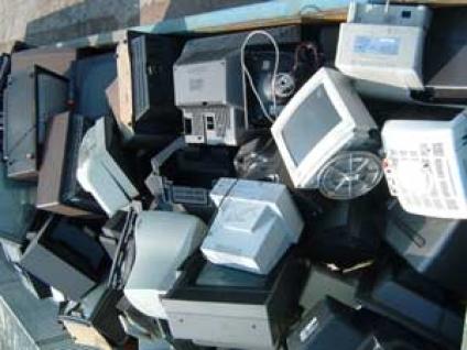 residuos electronicos - raee