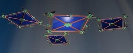 Planta Solar Voladora (Fuente: New Wave Energy)