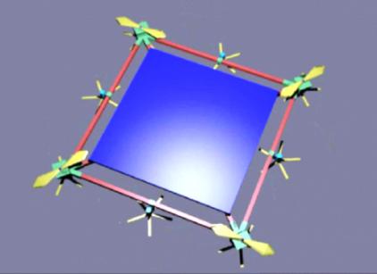 Detalle Unidad Planta Solar Voladora (Fuente: New Wave Energy)